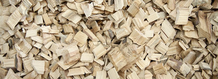 Woodchip Foto de Stock Royalty Free