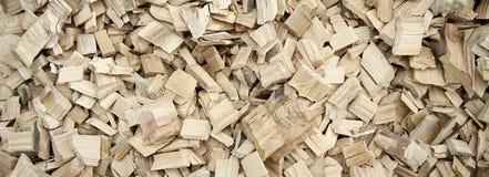 Woodchip Royaltyfri Foto