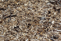 Woodchip background Royalty Free Stock Images