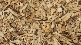 Woodchips υπόβαθρο Στοκ φωτογραφία με δικαίωμα ελεύθερης χρήσης