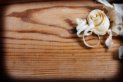 Woodchips Stock Image