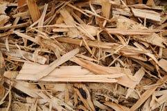 Woodchips Imagem de Stock Royalty Free