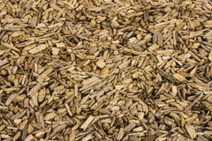 Woodchips Stock Images