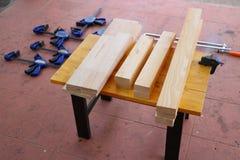 Woodcraft Royalty Free Stock Photo
