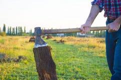 woodcutter Стоковое Изображение