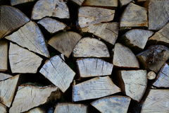 Woodden wall Royalty Free Stock Photography