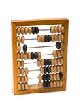 Wooden abacus. Stock Image