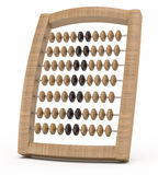 Wooden abacus Royalty Free Stock Photo