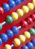 Wooden Abacus Stock Images