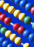 Wooden Abacus Stock Image