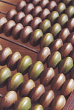 Wooden abacus Stock Photos