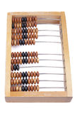 Wooden abacus Royalty Free Stock Image