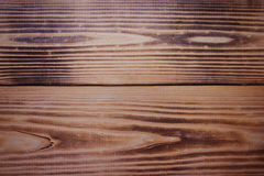 Wooden aged background. Wood texture, background old panels light brown color Royalty Free Stock Photography