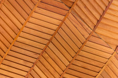 Wooden Angles Royalty Free Stock Photo