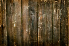 Wooden antique plank background texture orange coloured Stock Images