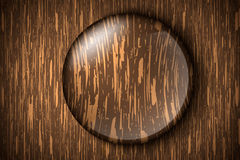 Wooden app icons Royalty Free Stock Images