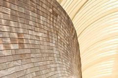 Wooden Arc Royalty Free Stock Photos