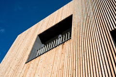 Wooden architecture Royalty Free Stock Photo