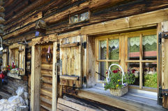 Wooden Architecture Stock Image