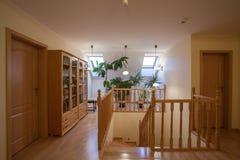 Wooden attic Royalty Free Stock Photos