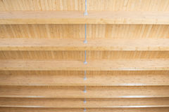 Wooden Attic royalty free stock images