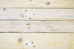 Wooden backdrop. Old and rustic wooden backdrop in close up Royalty Free Stock Photography