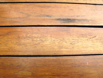 Wooden Background. Brown wooden background of a table Stock Image