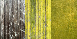 Wooden background. Three pieces Rustic Wood Surface. wooden background Stock Images