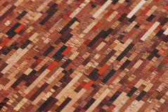 Wooden background. Of different lumbers Royalty Free Stock Photos