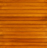 Wooden background. Wooden jalousie background, red wood Stock Photos