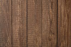 Wooden background. A worn and rough wooden background Stock Image