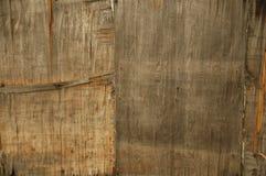 Wooden background. Old brown background wooden door Stock Photos