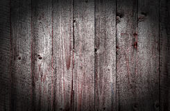 Wooden background. Obsolete wooden rough planks background Royalty Free Stock Photos