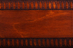Wooden background in abstract pattern Royalty Free Stock Image