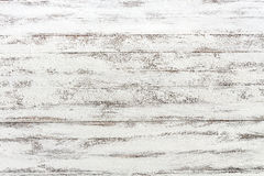 Wooden Background Antique White Stock Images