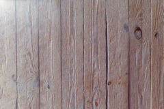 A wooden background in a beautiful toning.  stock photography
