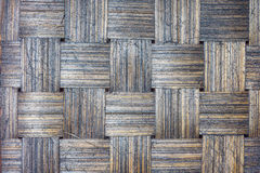 Wooden Background. Braided Wooden Background Antique Dark and Yellow Stock Photos