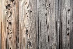 Wooden background Brown grunge wood board for background Royalty Free Stock Photo