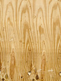 Wooden background. Close up of plywood as used for background Stock Photography