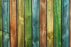 Wooden background color Royalty Free Stock Photos