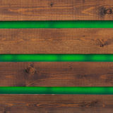 Wooden background. Design of some box Royalty Free Stock Image