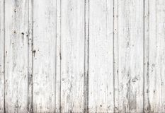Wooden background Grungy white colored weathered wall. Wooden background. Grungy white colored weathered rustic wall Stock Images