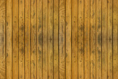 Wooden background. In high resolution with iron nail marks Royalty Free Stock Photos