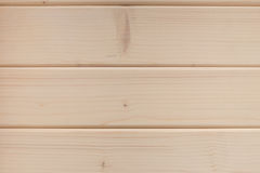 Wooden background with horizontal boards Royalty Free Stock Image