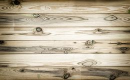 Wooden background natural wood pattern vignette. Wooden background natural wood pattern with vignette Royalty Free Stock Images