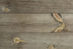 Wooden background with nodes Royalty Free Stock Photos