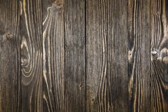 wood stain black