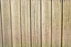 Wooden background. The old board.  Horizontal. Selective focus Royalty Free Stock Photography