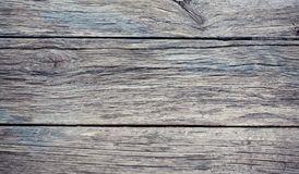 Wooden background. The old grunge wooden background Royalty Free Stock Photos