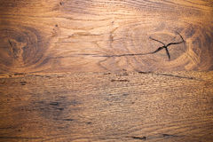 Old Oak Planks Stock Images